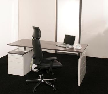 Nova managerbureau swan products kmp kantoormeubilair for Swan ladenblok