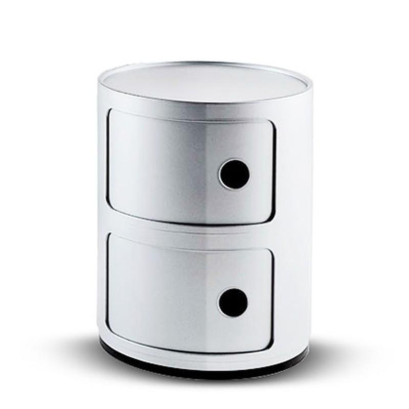 componibili container 2 deurs kartell partner shop amsterdam kmp kantoormeubilair. Black Bedroom Furniture Sets. Home Design Ideas