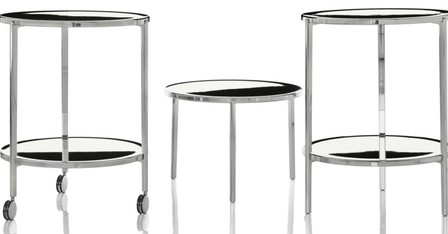 TAMBOUR Low Table