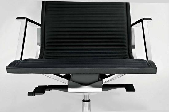 High NULITE Ribbed bureaustoel 26040