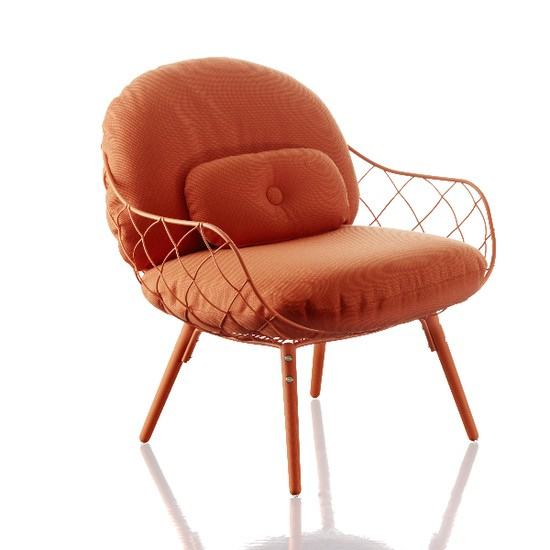 PINA Low Chair