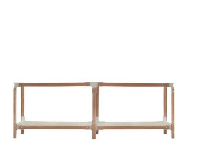 STEELWOOD Shelving System 54