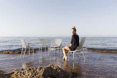 IBIZA Lounge Chair - REVOLUTION -