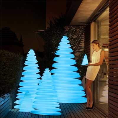 CHRISMY TREE 100cm LED RGBW