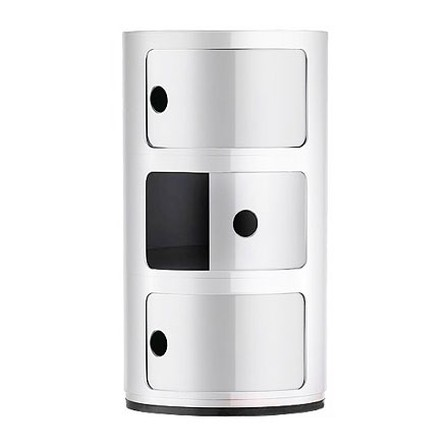 COMPONIBILI Container 3-deurs