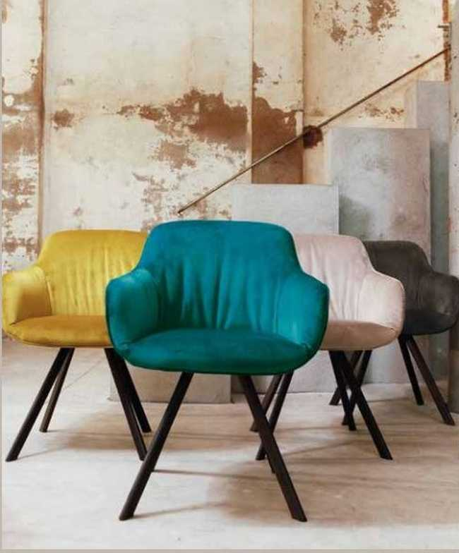VELOURS Chair
