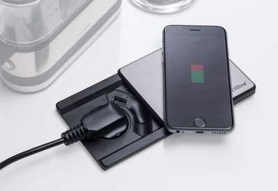 EVOline Square80 Qi Charger