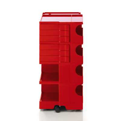 BOBY 4/6 Red