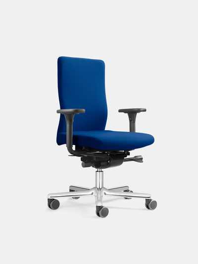 loffler-bureaustoel met visco-elestische zitting-blauw.jpg