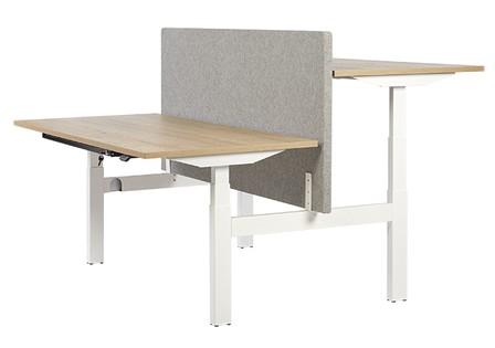 DESKLINE Bench - White