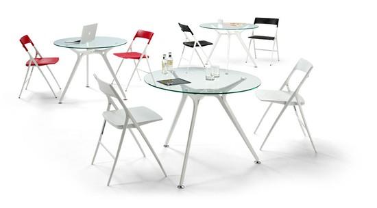 ARKITEK Glass Meetingtable