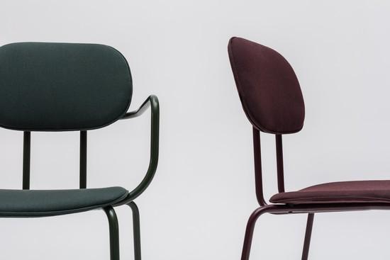 NEW SCHOOL - Chair -
