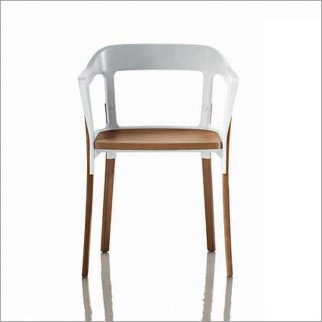 STEELWOOD Chair (Oak)