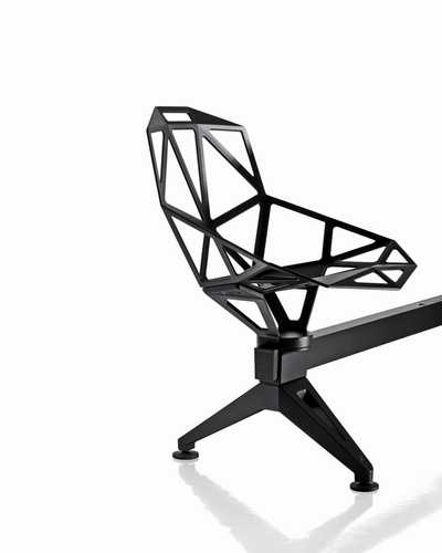 CHAIR_ONE Public Seating System 2
