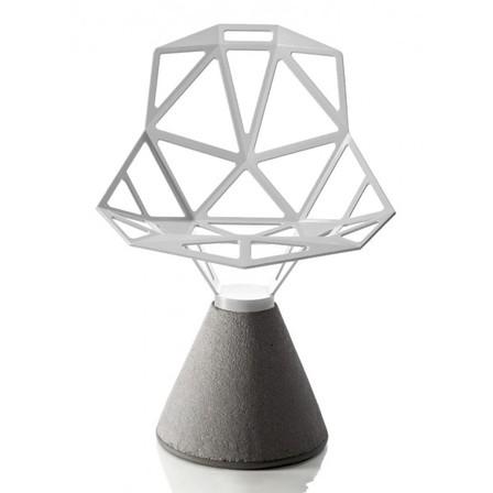 CHAIR_ONE Concrete base SD450