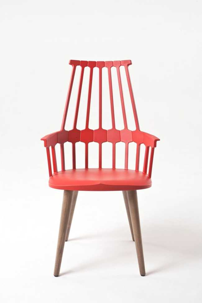 COMBACK Chair - Wood