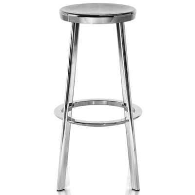 DEJA-VU Stool (High) polished