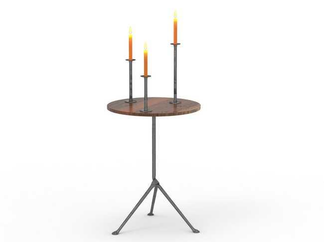 OFFICINA Candlestick (Set van 3)