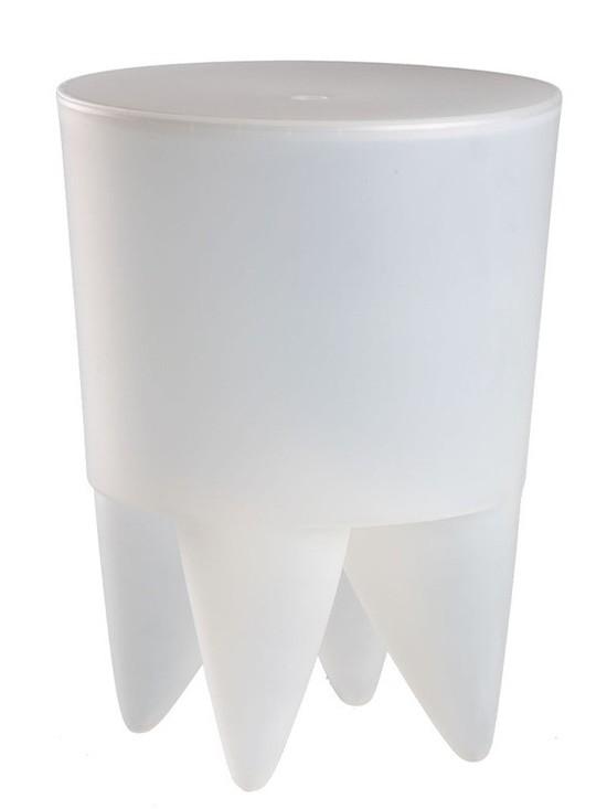 BUBU White Translucent