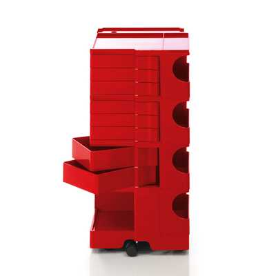 BOBY 4/8 Red
