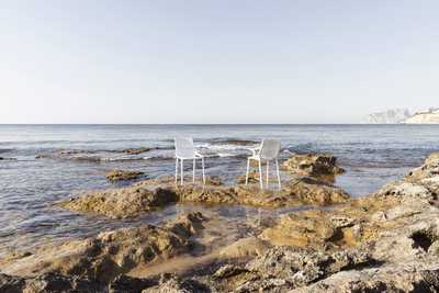 IBIZA Chair with Arms - REVOLUTION -