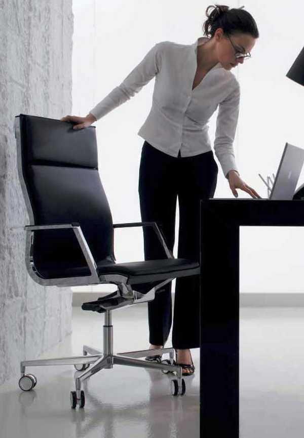 NULITE Soft bureaustoel 28040