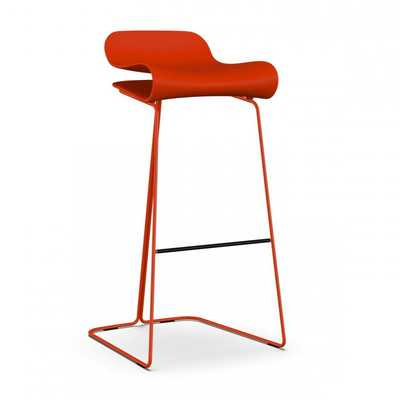 BCN - Stool on slide frame 76cm