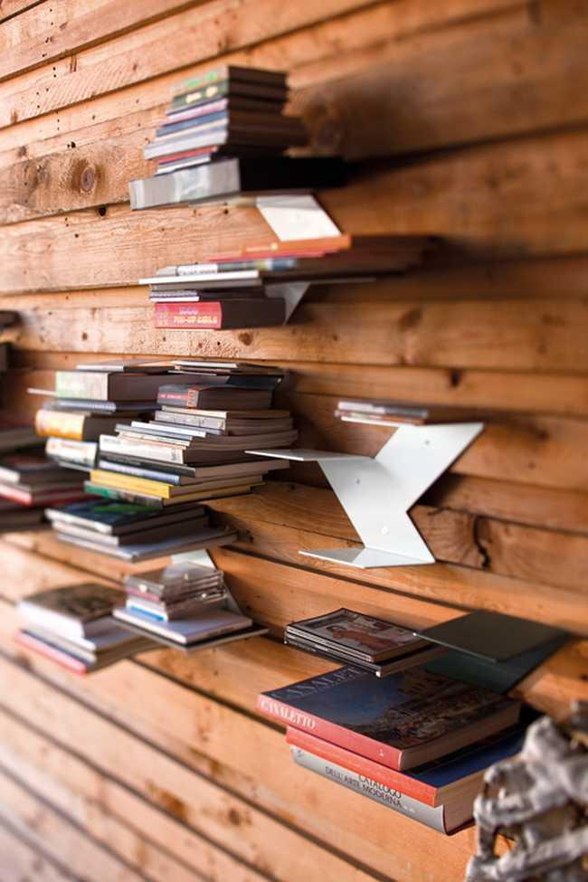 FIN Boekensteun (Set van 2)